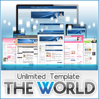 Unlimited Template「THE WORLD(ザ・ワールド)」公開